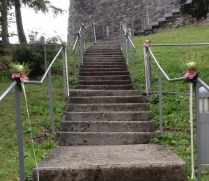 Ranft Kirch Treppe